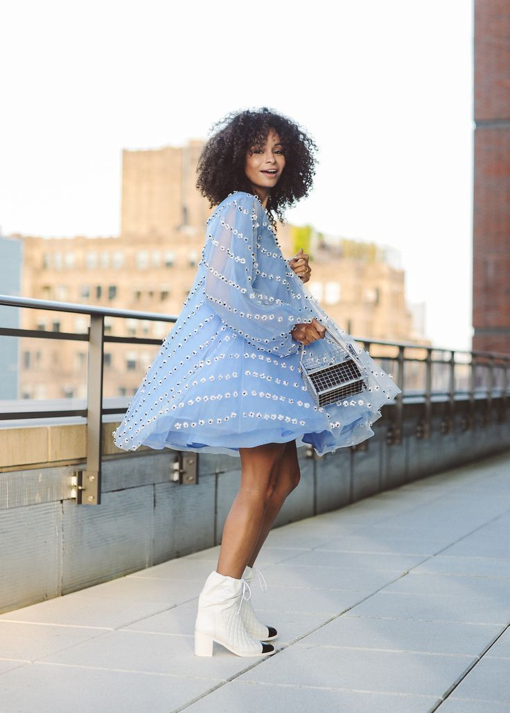 When it comes to dresses, I consider myself to be as girly as they come. I love pieces that are twirl-worthy and accented with gorgeous detail that will make your head turn. Here is the perfect party dress! #partydress #fashion #style