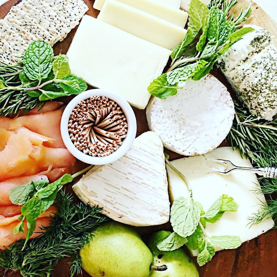 When I get to play hostess I get to play with eats I don't usually eat So here's to a cheese platter I didn't devour...but took pictures of!! Because sometimes that's just as fun! Hehe!!! Pssst...can you spy? My @jilzcrackerz and #mint made the scene!! #cheese #cheeseplate #yummy #delicious #appetizer #party #partytime #food #foodphotography #foodporn #foodie #foodpics #getinmybelly #eat #hungry #feedfeed @thefeedfeed @thechalkboardmag @marthastewart @real_simple @smpliving #wedding #happy…