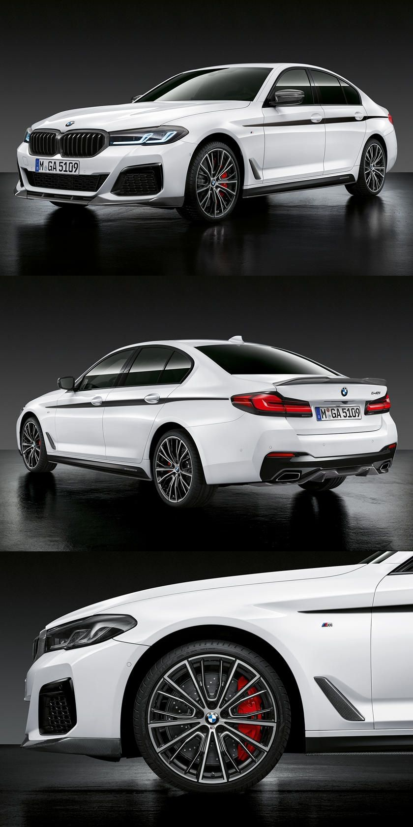 2021 Bmw M5 And 5 Series Get New M Performance Parts For A Whole New Look In 2020 Bmw Performance Parts Bmw M5