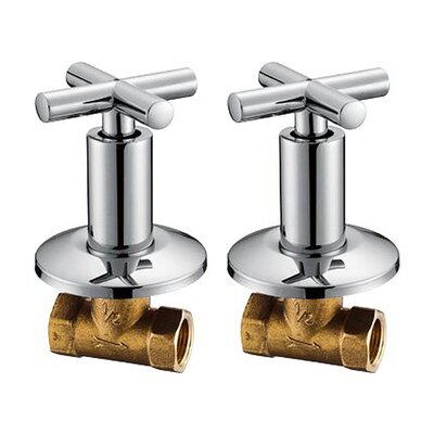 Royal Home Hardware Concealed Shut Off Valve Shower In 2019 Products Plumbing Faucet Handles Wall Mount Faucet