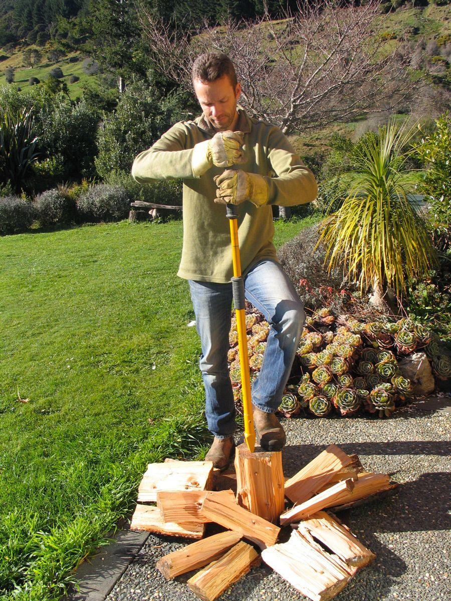 Logmatic Wedge Axe Firewood Splitters Firewood, Wood