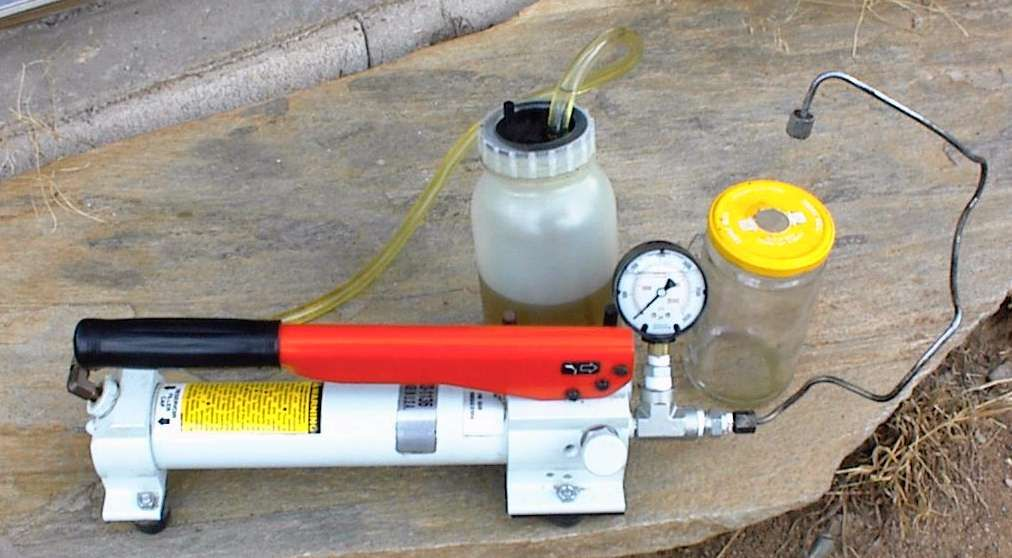 How to build a diesel injector pop tester - Topic   Tools in