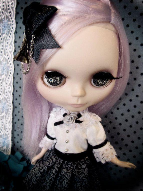 Blythe / Pullip mystery Paris Black Boutique sissy by buyblythe, ฿550.00