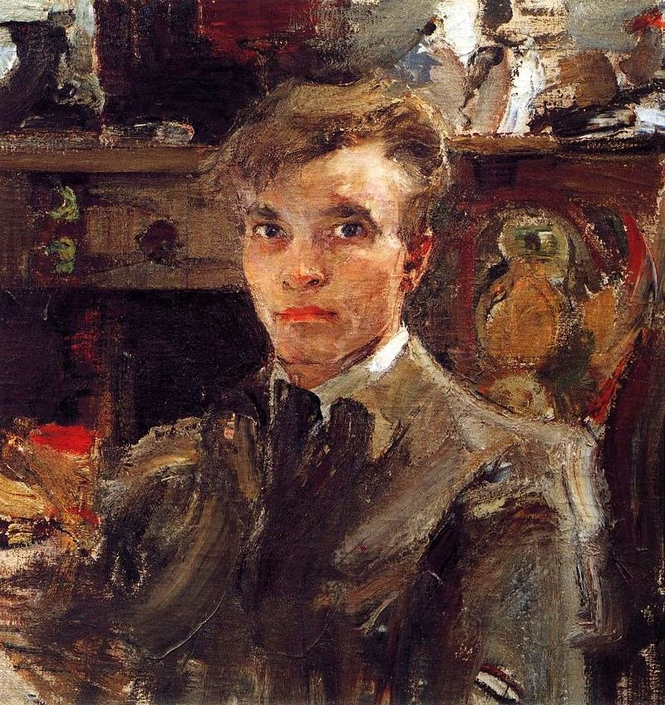 Nicolai Fechin, Self-Portrait