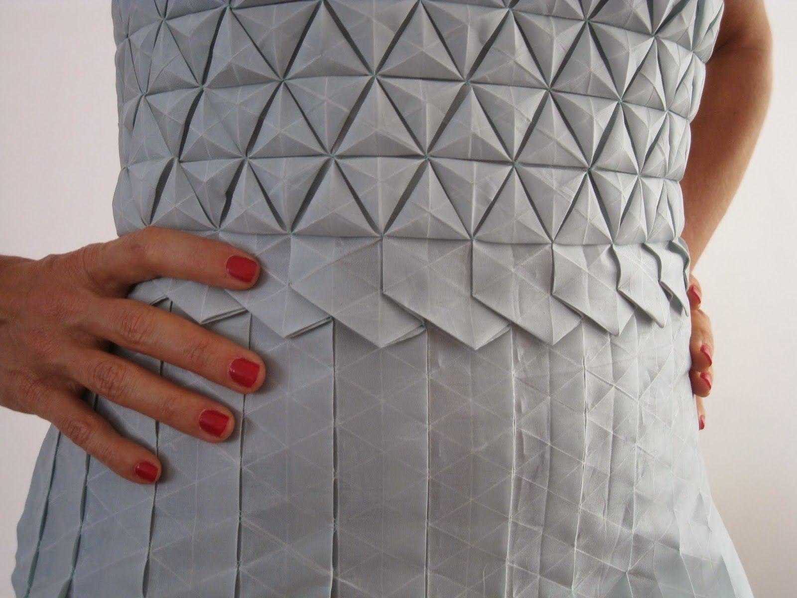 Origami Textil Shingo Sato