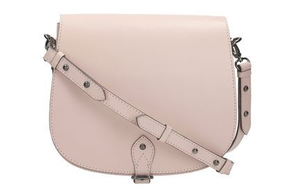 Leather Bags Tender Moment In Dusty Pink From Clarks Shoes