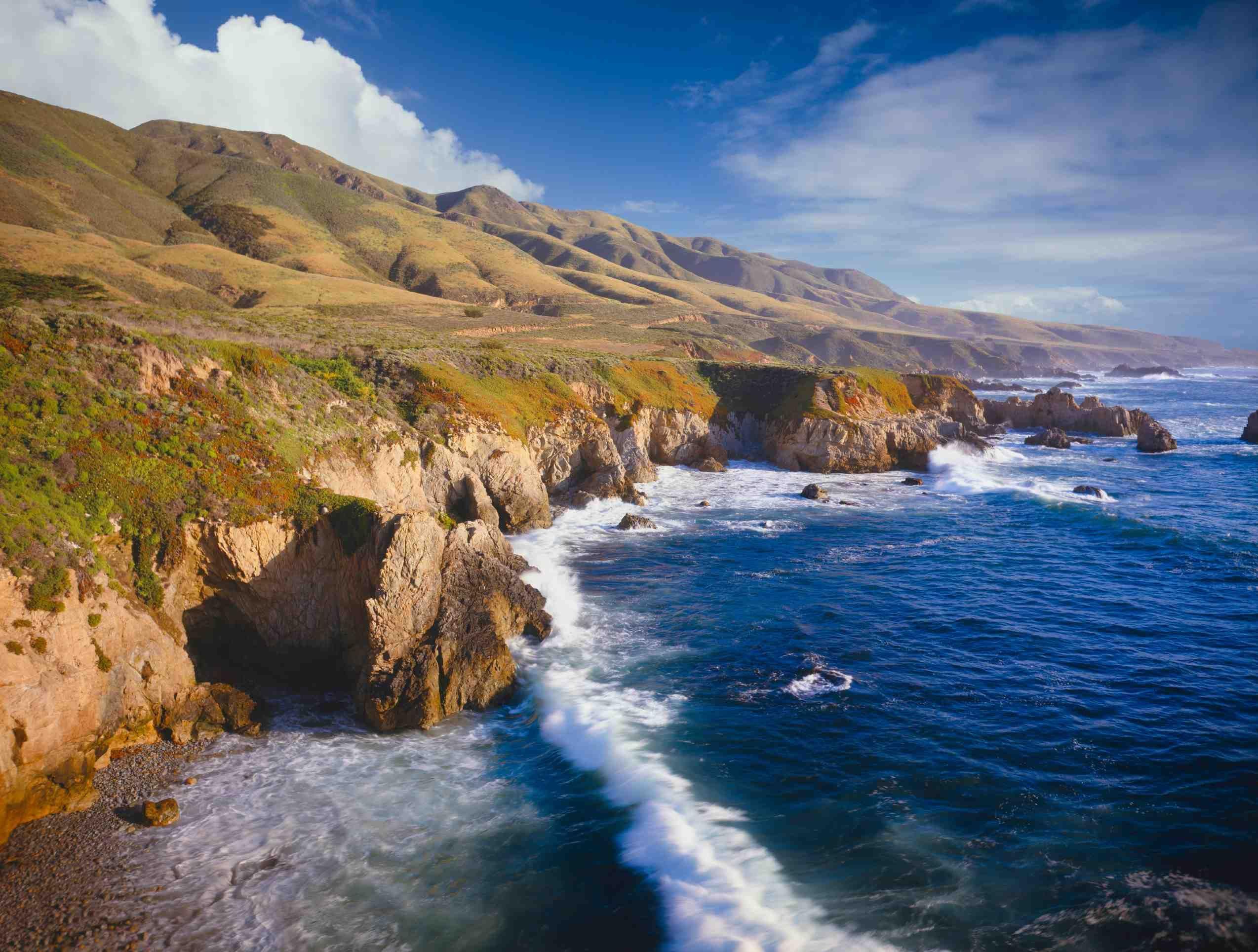 The Trip Up California Coast Road Trip Cruising The California - California coast cruises