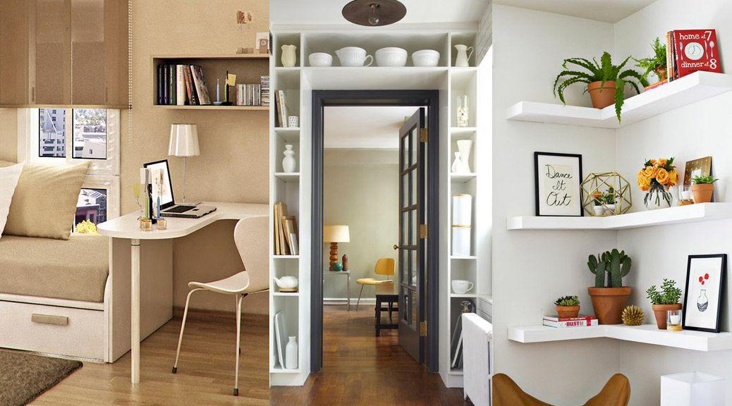 10 secretos para decorar espacios peque os interior for Diseno de interiores para espacios pequenos