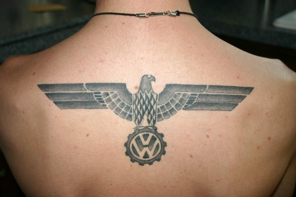 imperial german eagle tattoo - photo #24