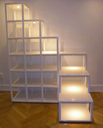 Modern Home Library Design Lighting Ideas For Bookcases And Shelves Staircase Storage Loft Bed Stairs Tiny House Stairs