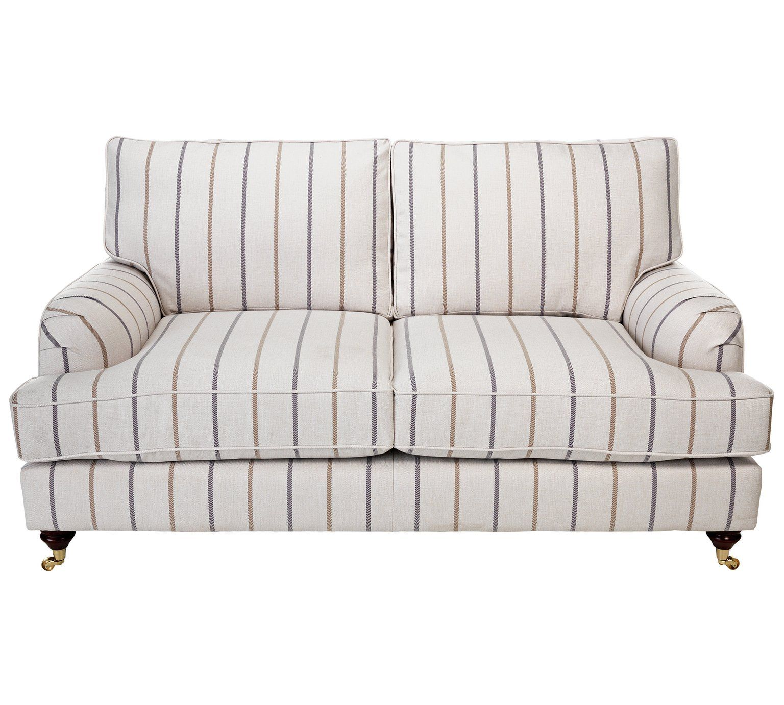 Abberton 2 Seater Fabric Sofa