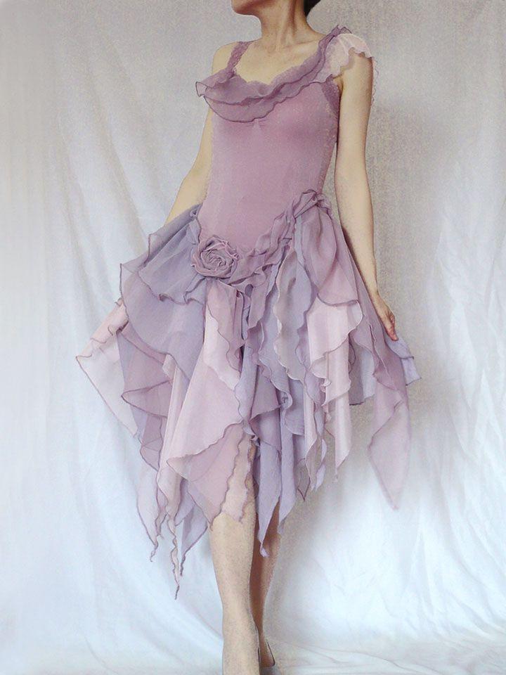 1b3c03d71803 Goldfish Light Purple Dress By Zollection