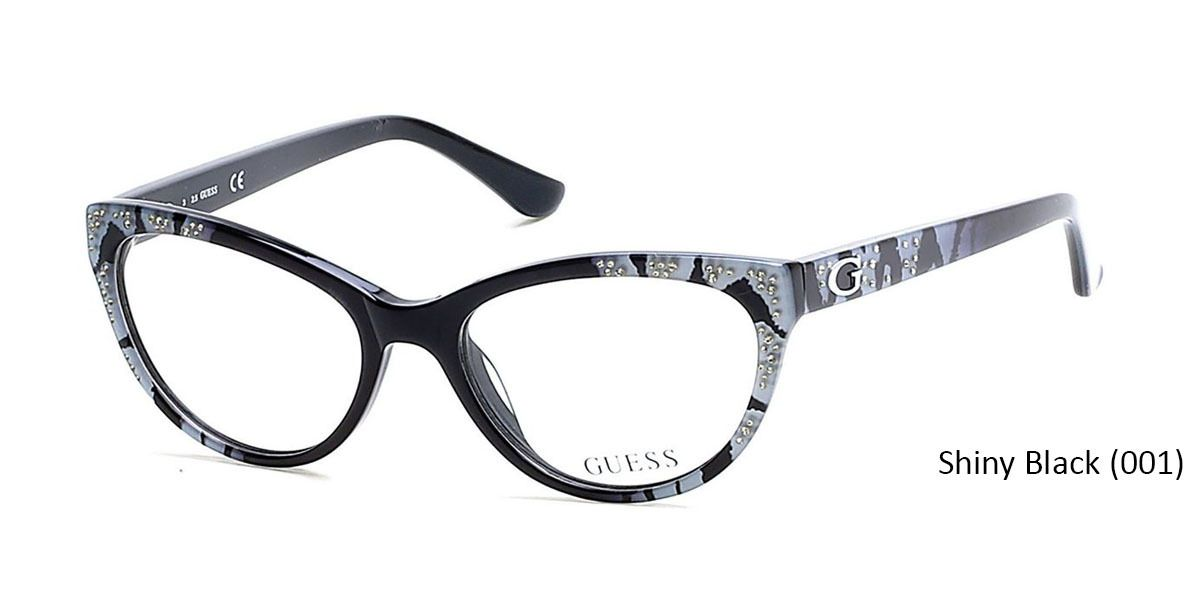 02916a3196 Guess GU2554 Prescription eyeglasses at best price from Daniel Walters. We  offer 1 yr manufacturer warranty with free shipping.