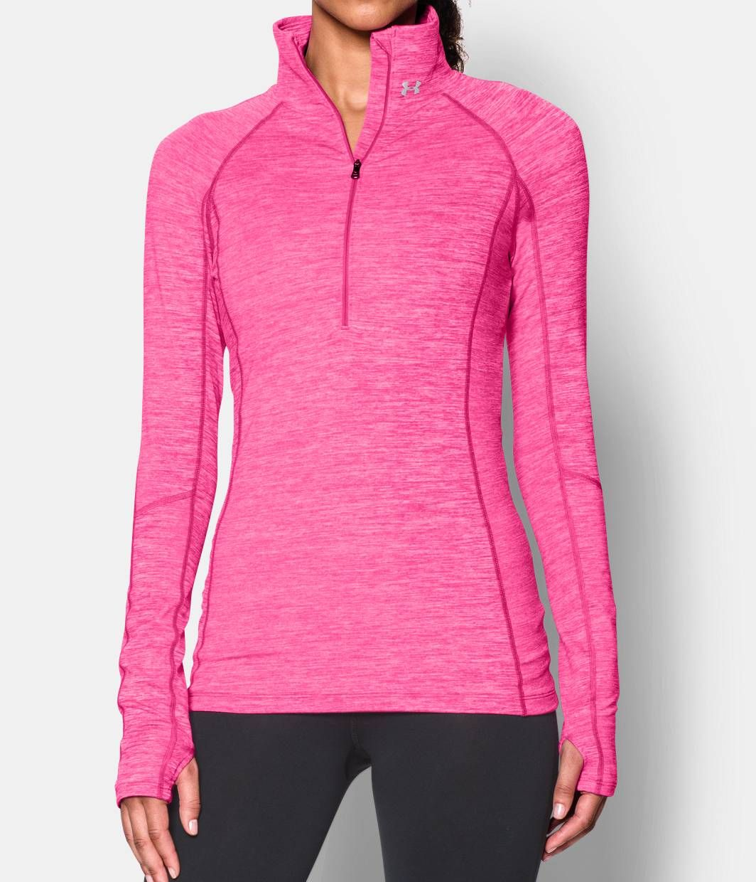 cf859579f7 Shop Under Armour for Women's ColdGear® Cozy ½ Zip in our Womens ...