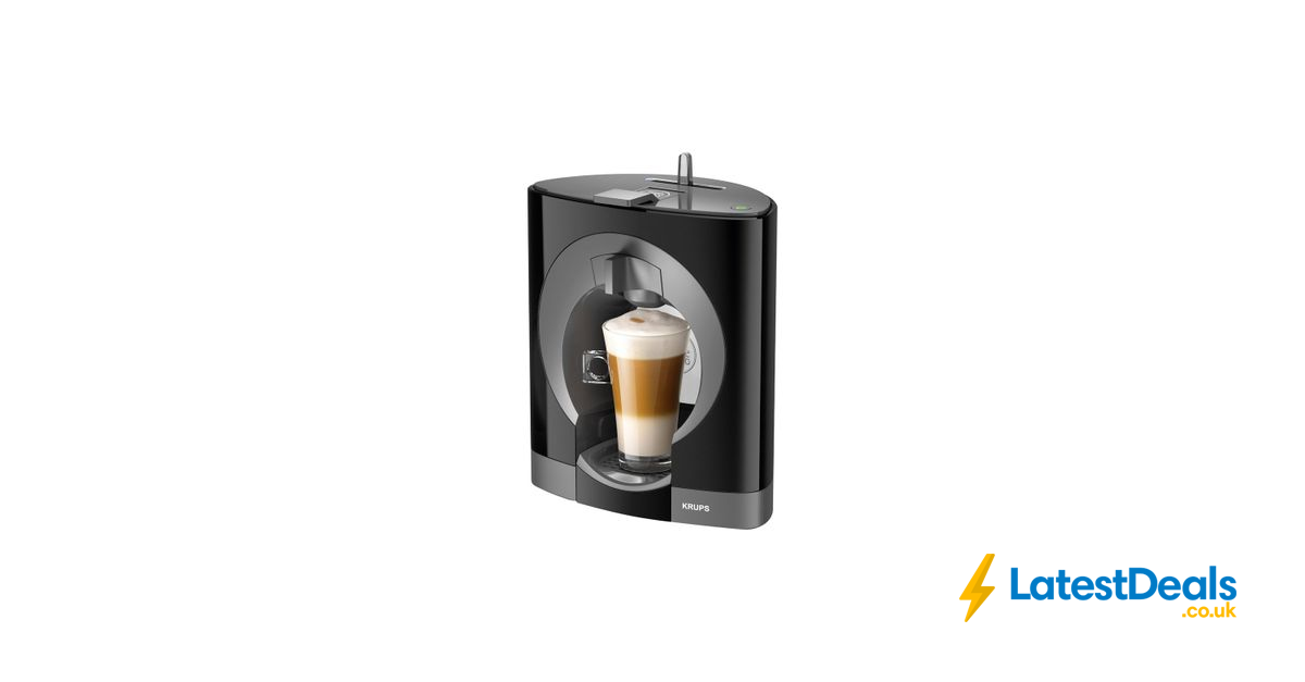 Save Over 55 Krups Dolce Gusto Oblo Kp Hot Drinks Machine