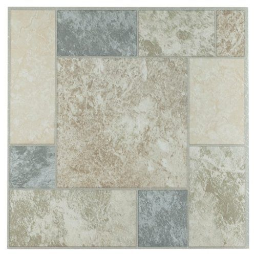Achim Home Furnishings Ftvgm32720 Nexus 12 Inch Vinyl Tile Marble Blocks 20 Pack Achim Home Furnishings Http Ww Vinyl Flooring Luxury Vinyl Tile Vinyl Tile