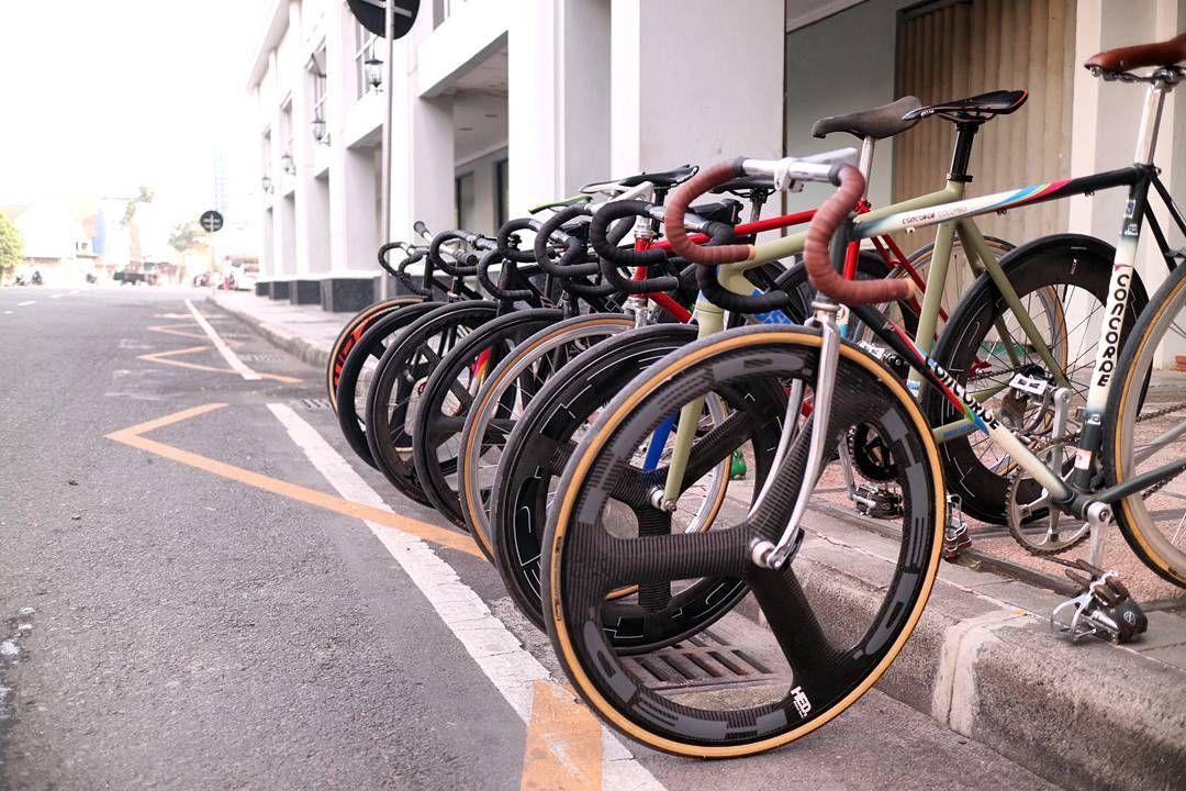 Apaladaya Liburan Hanya Bisa Bersepeda Bersama Teman