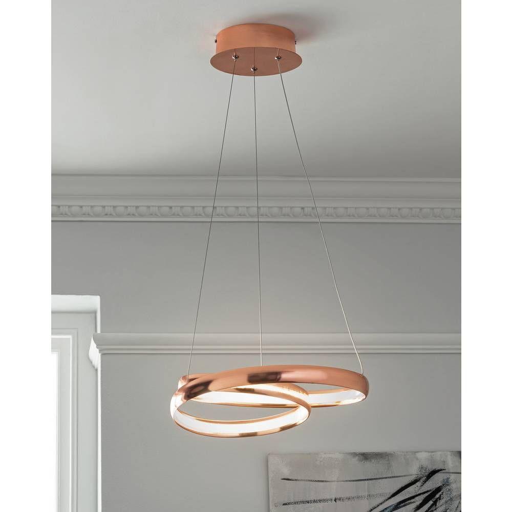 Buy Argos Home Cole Led Ceiling Light Rose Gold Ceiling Lights Ceiling Lights Gold