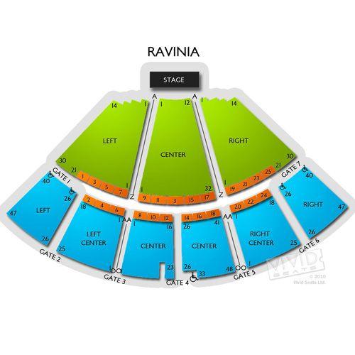 Ravinia Seating Arrangement Seating Arrangements Amphitheater House Design