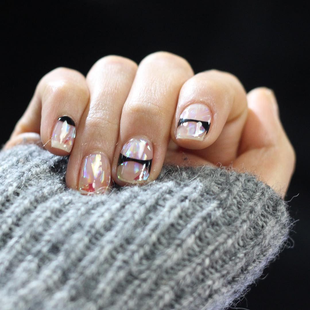 Manicurist \'Park eun kyung\' SNAPCHAT nail_unistella ek_lab@unistella ...