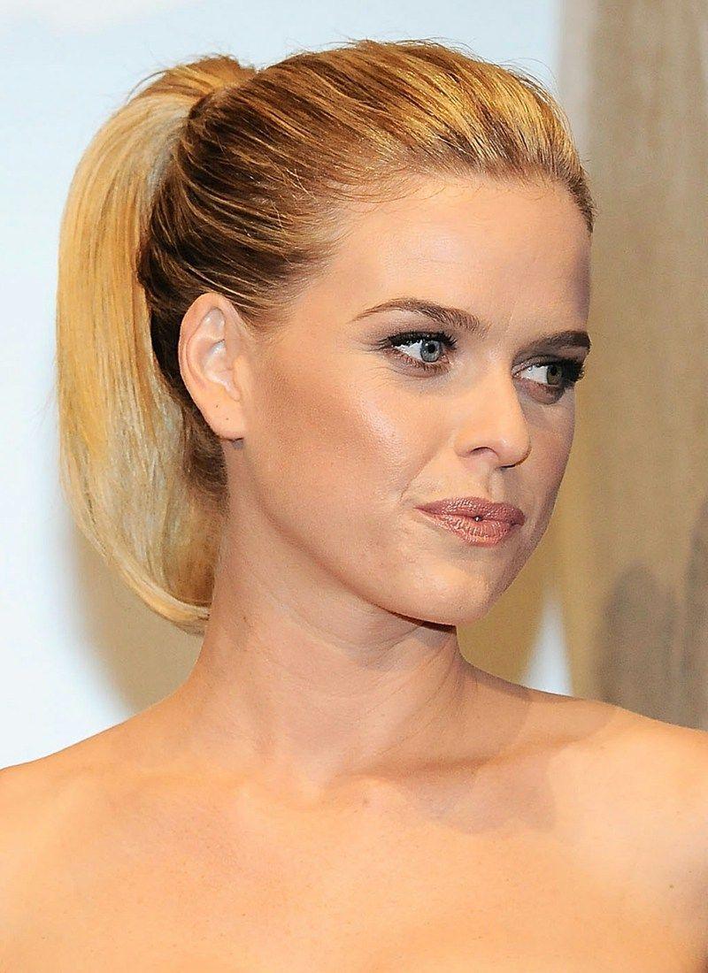 25 Damenfrisuren für schulterlange Haare