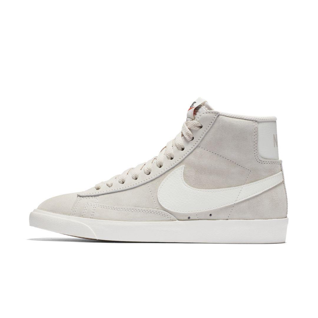 23615357fc9a Nike Blazer Mid Vintage Women s Shoe Size 10.5 (Desert Sand ...