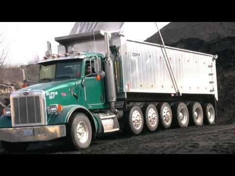 PETERBILT 7 Axle Dump Truck
