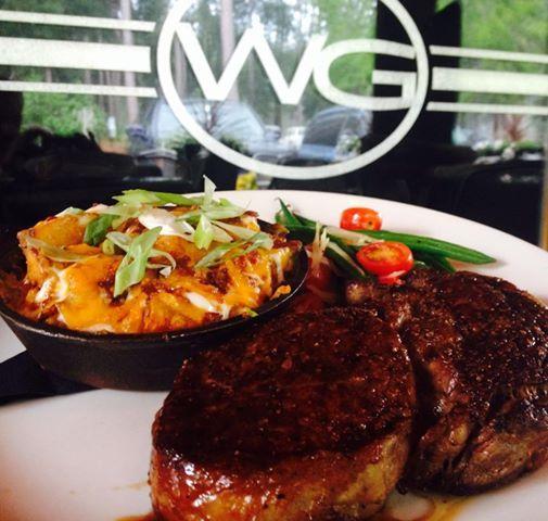 Dinner At Wise Guys Located On Hilton Head Island Sc Wiseguys Hhi Hiltonhead Steak