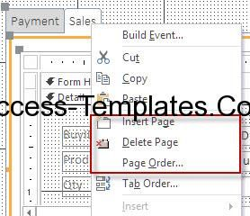 ms access tab control 3 ms access tab control in form tables or