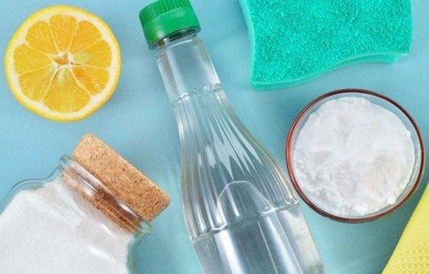 5 рецептов безопасных чистящих средств для дома.