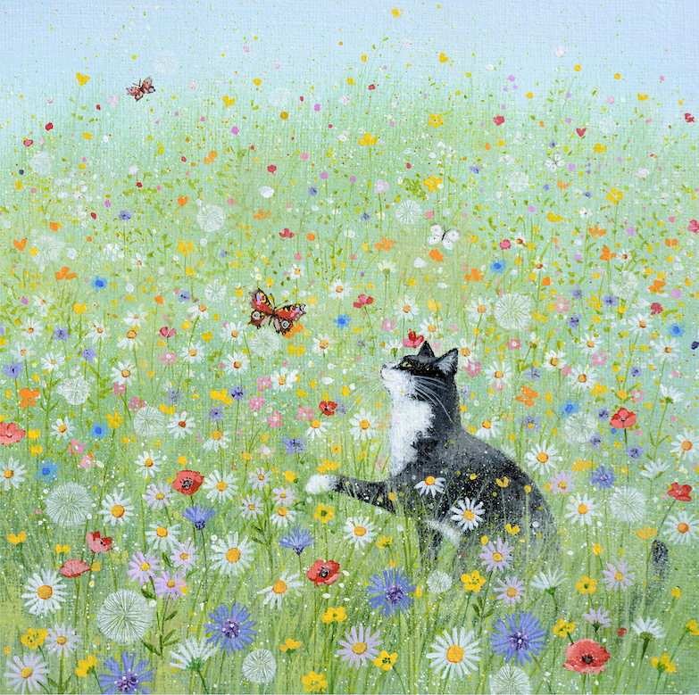 Lucy Grossmith paints all the things that she loves about