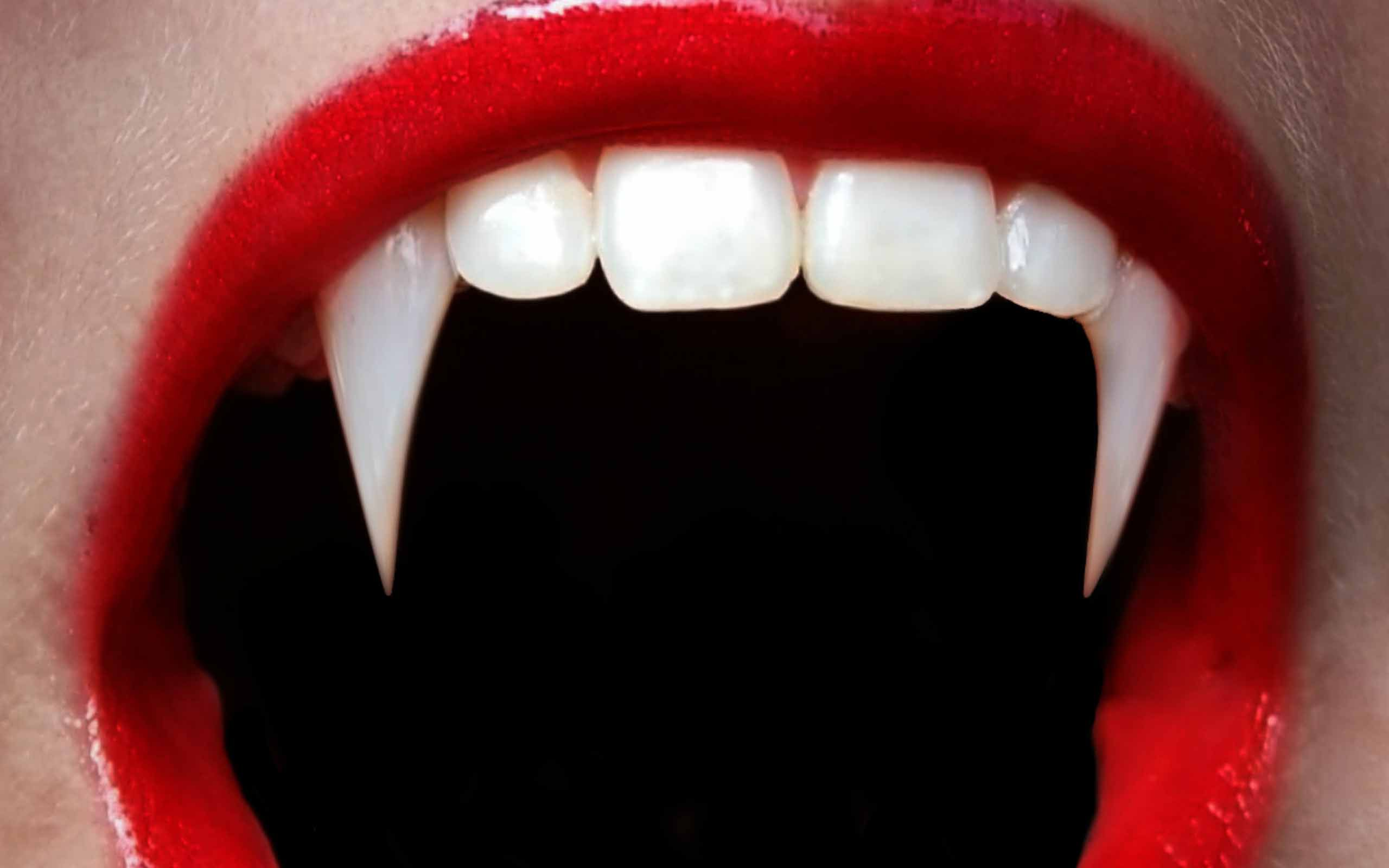 Vampire Love Hd Wallpaper : Vampire real dangerous teeth hd wallpapers Wallpapers Wide Free Adorable Wallpapers ...