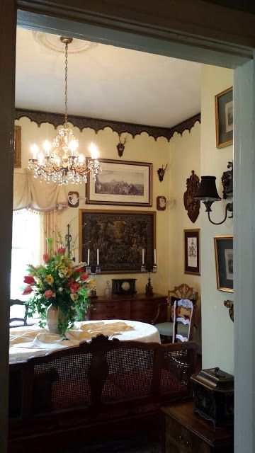 My French Style Dining Room
