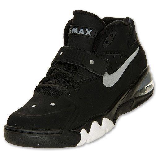 Nike Air Force Max Black Grey