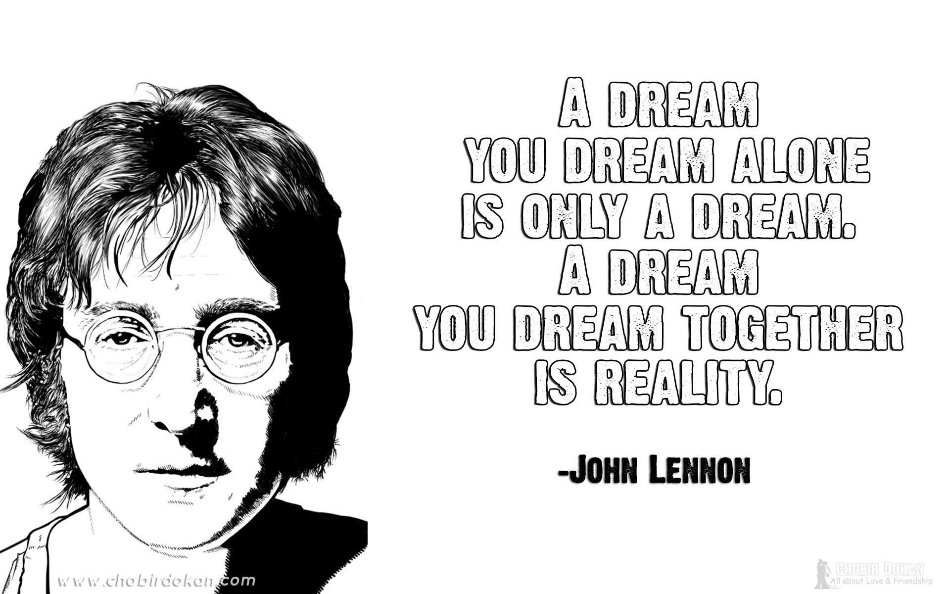 John Lennon Quotes On Love Cute Romantic Sad Love Quotes Images