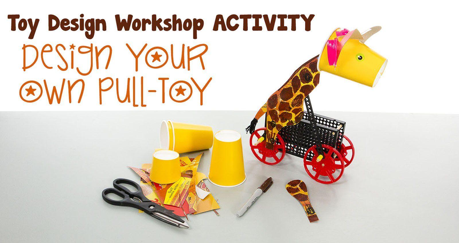 Toy Design Workshop Activity Documents