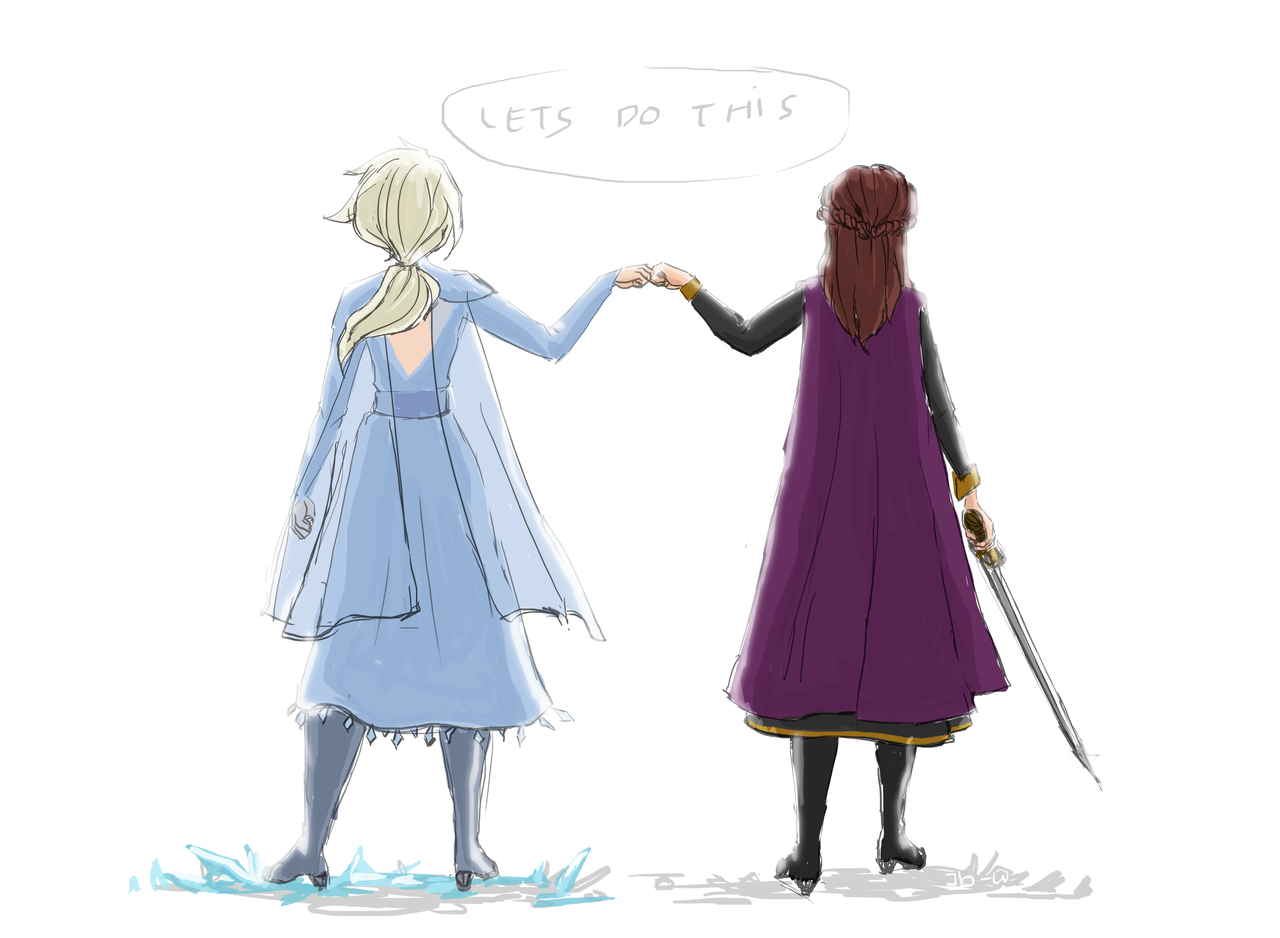 You Are The One You Ve Been Waiting For Frozen Disney Movie Disney Princess Art Frozen Fan Art
