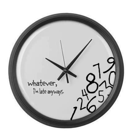 Les presento mi reloj!