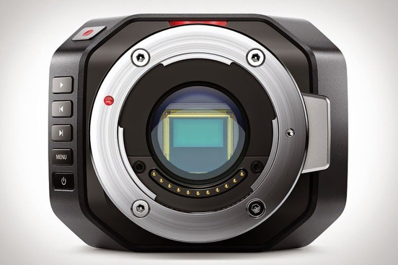 Blackmagic Micro Cinema Camera - DIY & Tech