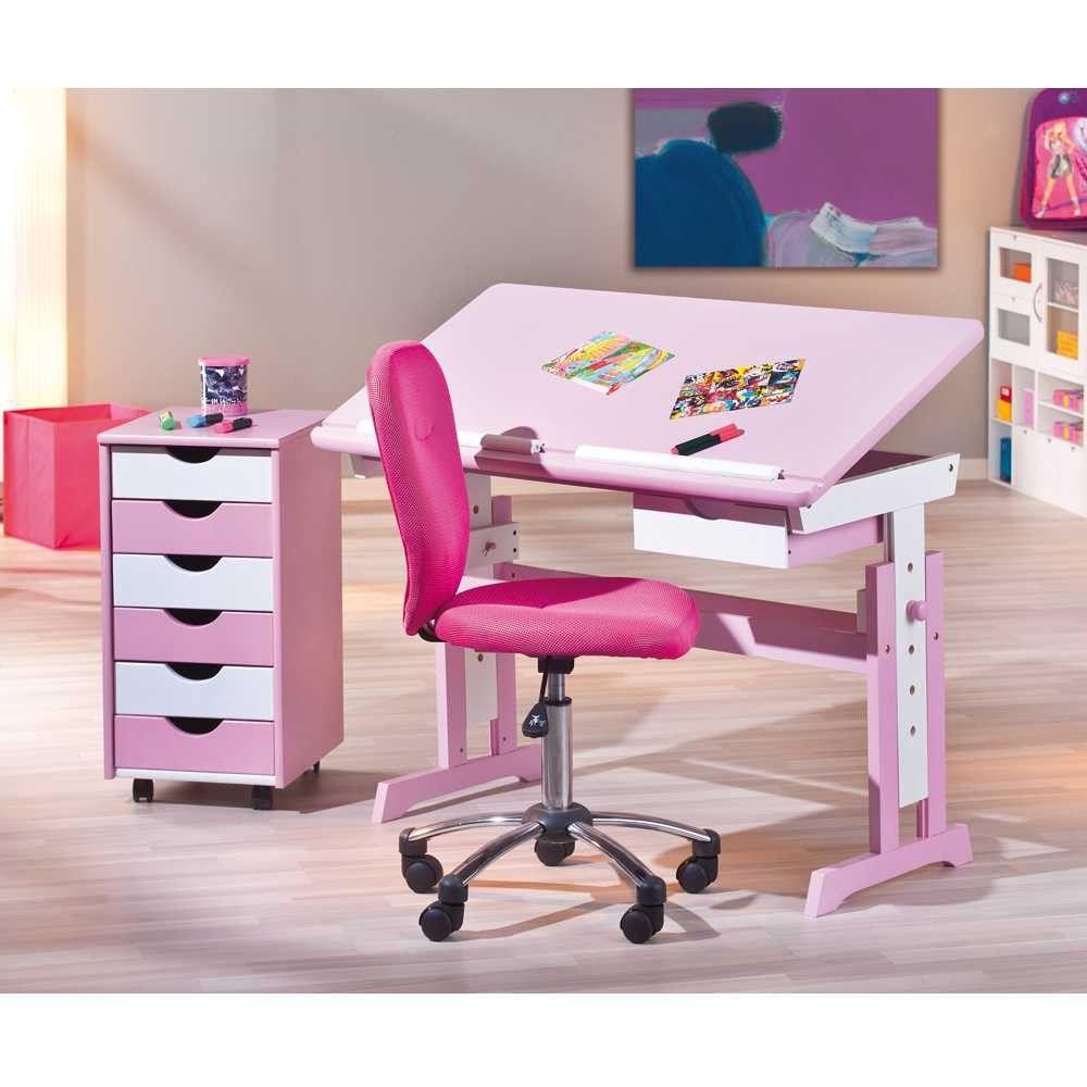 Kinderschreibtisch mit Drehstuhl auf Pharao24.de finden. Kinderschreibtisch für Mädchen mit passendem Stuhl und Rollcontainer in Rosa und Pink. Funktionsschreibtisch mit kippbarer Tischplatte und Höhenverstellung. Die perfekte Ergänzung für Ihre Mädchenzimmer Einrichtungsidee. Hier ansehen: http://www.pharao24.de/kinderschreibtisch-queen-mit-drehstuhl-3-teilig.html#pint