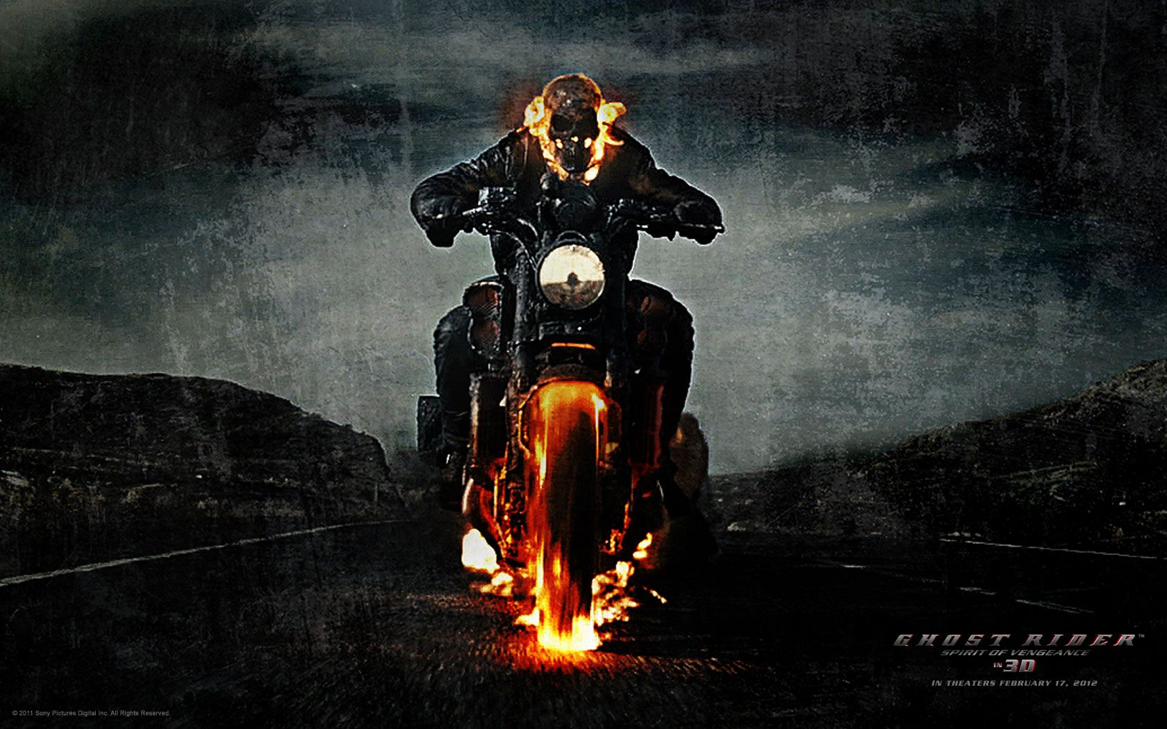 Hope This One S Better Ghost Rider Wallpaper Spirit Of Vengeance Ghost Rider Ghost rider spirit of vengeance game