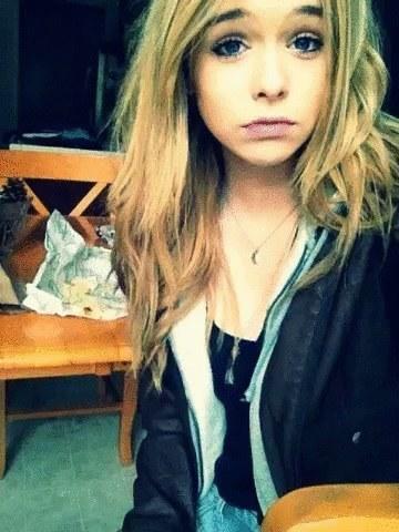 acacia brinley ♡ #beauty blonde hair - tumblr, jacket, blonde ...