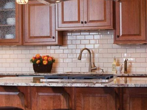 Subway Tile Backsplash Ideas | Kitchen With Subway Tile Backsplash Ideas