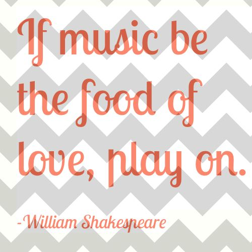 Quotes From Romeo And Juliet William Shakespeare Quote  For The Love Of Music  Pinterest .