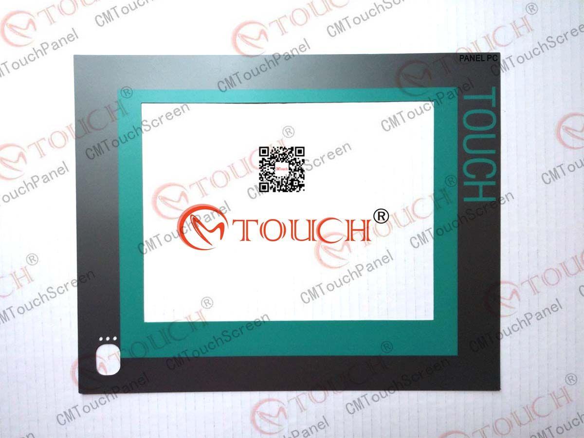 NEW SIEMENS 6AV6644-0AA01-2AX0 Touch Screen Digitizer Glass HMI Display