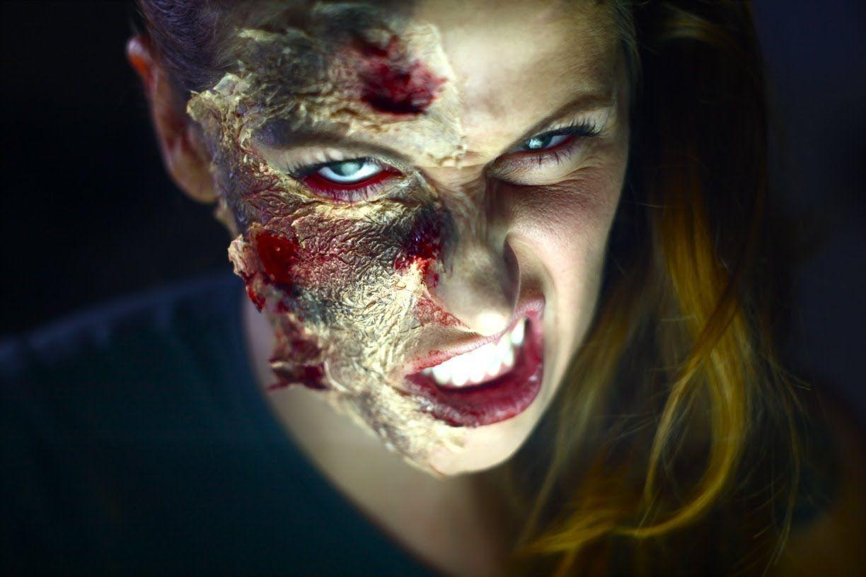 nice Makeup Tutorial Trucco Halloween ZOMBIE  #... #beauty #carta #clio #cliomakeup #colla #festa #Freddy #halloween #igienica #makeup #morti #mostro #Scary #trucco #tutorial #vinavil #zombie #Zombies http://www.viralmakeup.com/makeup-tutorial-trucco-halloween-zombie/
