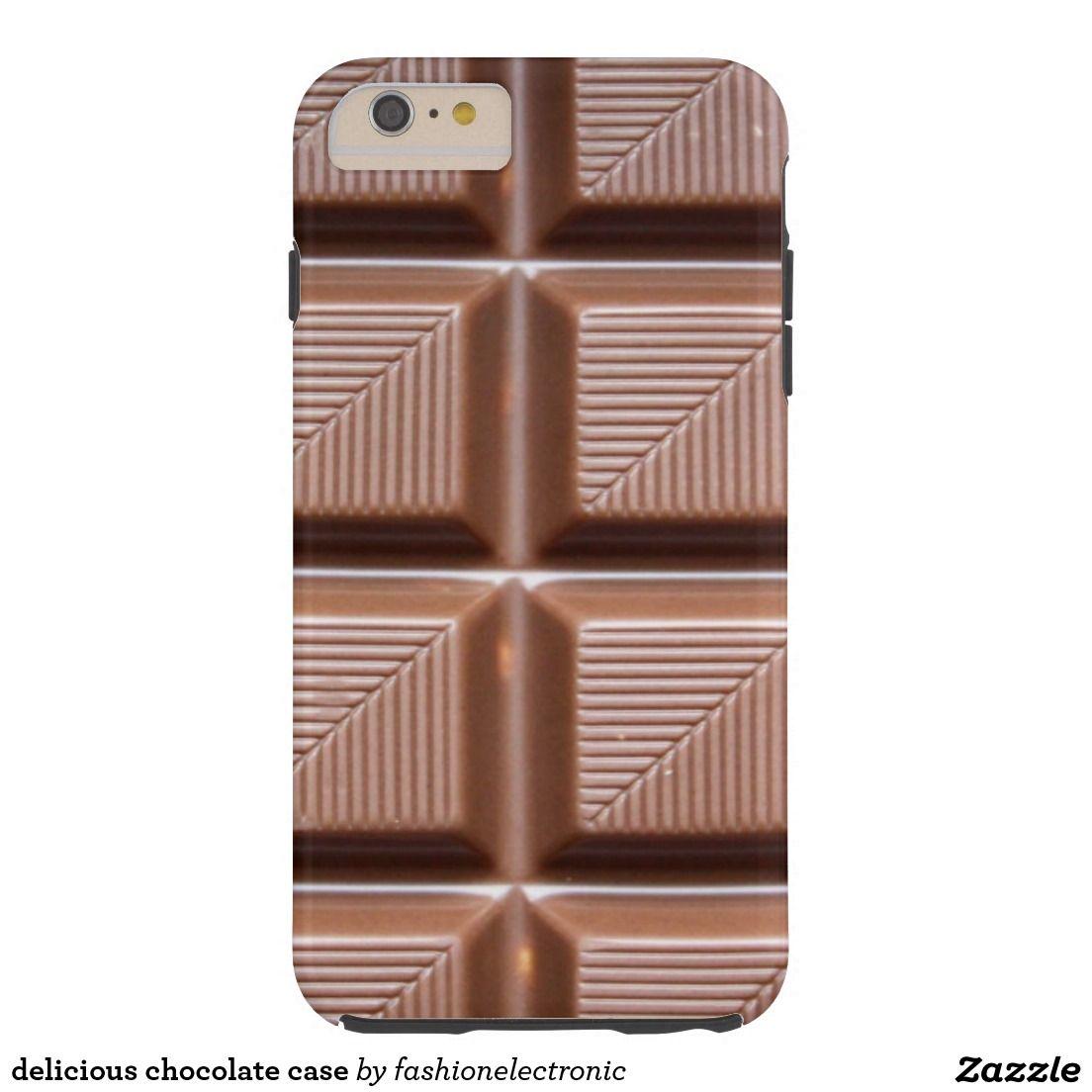 delicious chocolate case tough iPhone 6 plus case