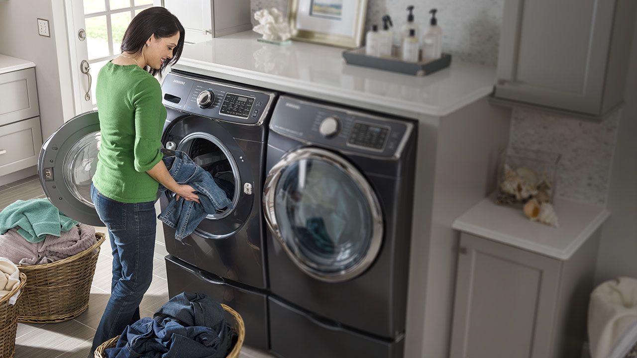 samsung series my new washer and dryer set i still hate doing laundry
