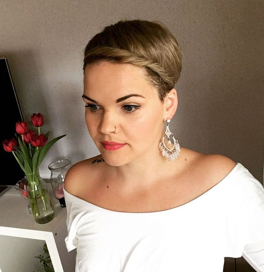 different ways to style a pixie cut haircuts pinterest