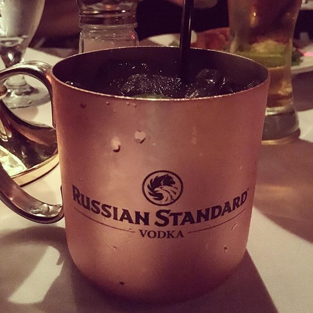 @lianateit come back and enjoy another Moscow Mule with us! We would love to see you agian #steaknstein #clearmansrestaurants #cheesebread #restaurant #lunch #dinner #eat #food #foodporn #foodgasm #instafood #yum #yumyum #yummy #delicious #sangabriel #losangeles #familyrestaurant #steak #stuffed #comfortfood #homecooking #classic #traditional #beer